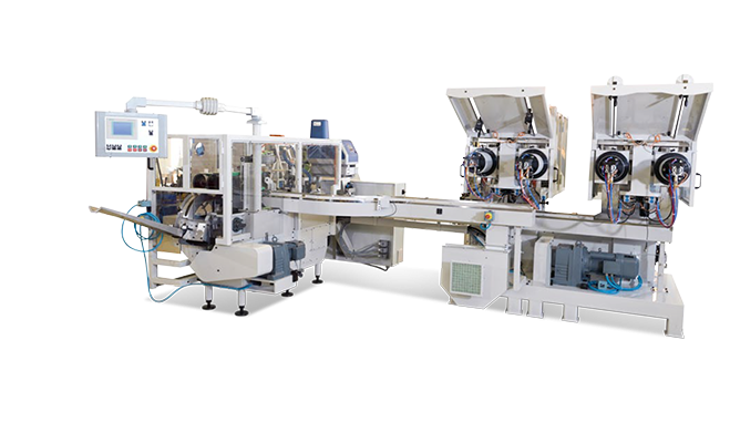 Packaging machinery : Round Box Forming